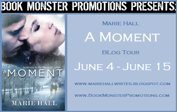 Book Feature: A Moment by Marie Hall