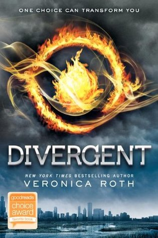 #YA #Dystopian #BookReview: #Divergent by Veronica Roth