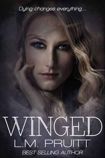 #Urbanfantasy #PNR #Review: Winged by L.M. Pruitt