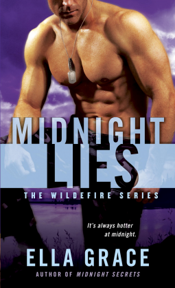 Midnight Lies by Ella Grace (Wildfire Series #2)