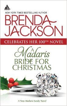 A Madaris Bride for Christmas by Brenda Jackson Tour & #Giveaway