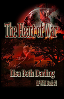 Lisa Beth Darling Author #Interview & #Giveaway #OfWar