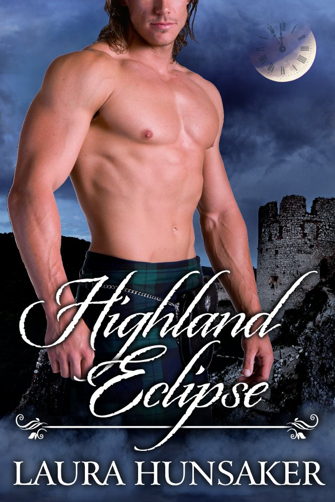 Cover Reveal: Highland Eclipse by Laura Hunsaker