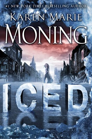 Giveaway of Iced signed by Karen Marie Moning