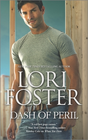 Dash of Peril by Lori Foster (Love Undercover #4)