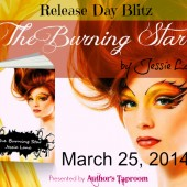 The Burning Star Release Day Blitz & Giveaway