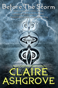 #UrbanFantasy #Review: 4.5 Stars to Before the Storm by Claire Ashgrove