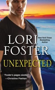 Review: Unexpected by Lori Foster