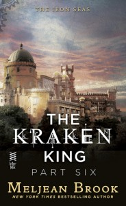 Review: The Kraken King and the Crumbling Walls