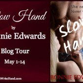 Slow Hand Blog Tour: Book Spotlight, Giveaway, & Excerpt!
