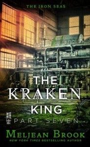 The Kraken King and the Empress's Eyes by Meljean Brook