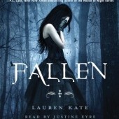 #FlashbackFriday-Audio Book Review: Fallen by Lauren Kate