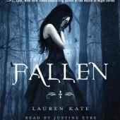 #FlashbackFriday-Audio Book Review: Fallen by Lauren Kate