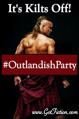 #OutlandishParty #Outlander Recap, Episode 2