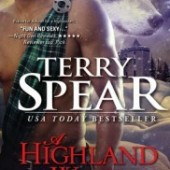 Review: A Highland Wolf Christmas by Terry Spear