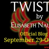 Twisted by Elisabeth Naughton Blog Tour & Excerpt