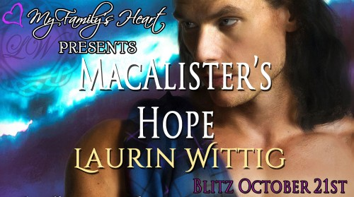 Release Day & Giveaway w/Laurin Wittig