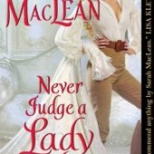 #Giveaway and #Review: Never Judge a Lady By Her Cover by Sarah MacLean