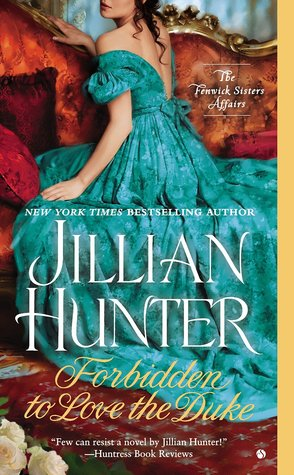 Review: Forbidden to Love the Duke by Jillian Hunter