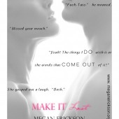 Make it Last by Megan Erickson Blog Tour