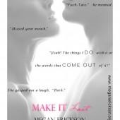 Make it Last by Megan Erickson Blog Tour