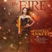DNF Review: Cursed by Fire by Danielle Annett
