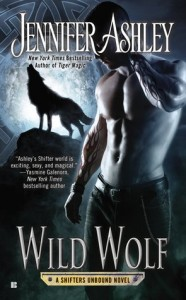 Review: Wild Wolf by Jennifer Ashley