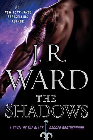 DNF Review: The Shadows by JR Ward