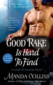 DNF Review: A Good Rake is Hard to Find by Manda Collins