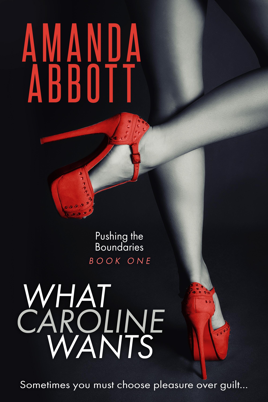 Cover Reveal: PUSHING THE BOUNDARIES by Amanda Abbott