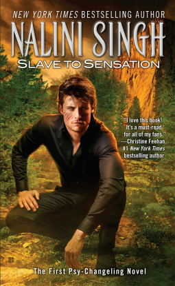 #Giveaway: Slave to Sensation by Nalini Singh