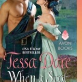 #Giveaway When a Scot Ties the Knot by Tessa Dare