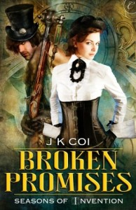 Review: Broken Promises by J.K. Coi