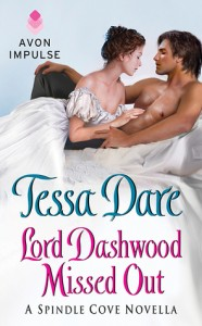 Lord Dashwood Missed Out by Tessa Dare