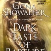 Dark Taste of Rapture by Gena Showalt