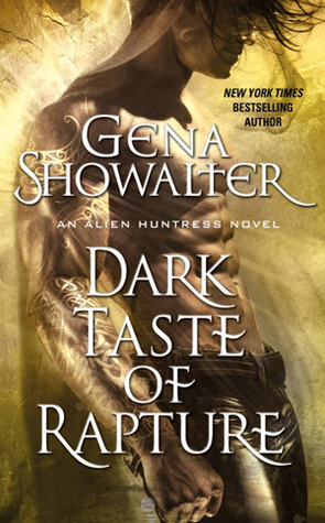 Dark Taste of Rapture by Gena Showalt