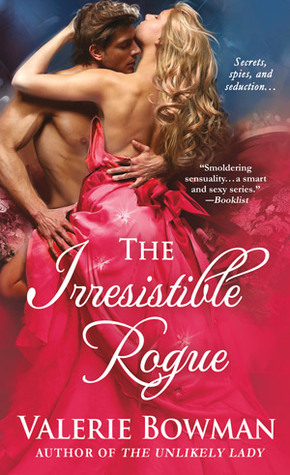 DNF Review: The Irresistible Rogue by Valerie Bowman