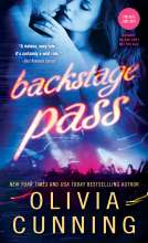 Old Review: Backstage Pass by Olivia Cunning