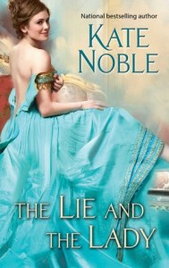 DNF: The Lie and the Lady by Kate Noble