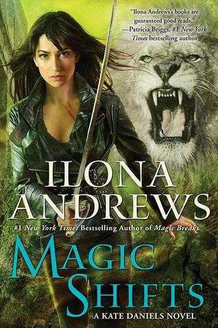 Magic Shifts by Ilona Andrews