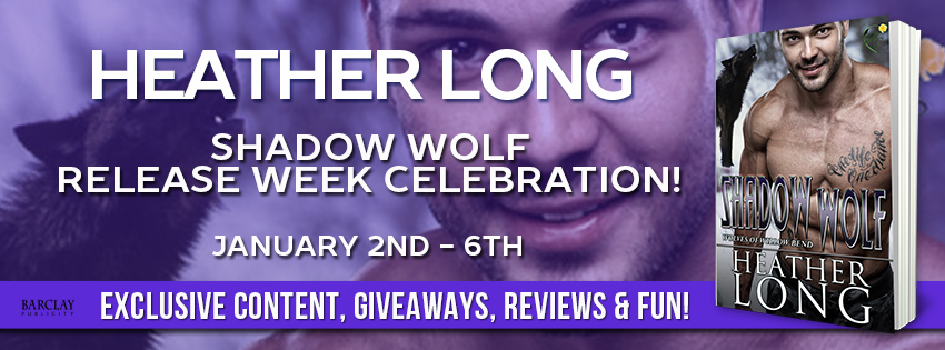 Shadow Wolf (Wolves of Willow Bend Novel) by Heather Long