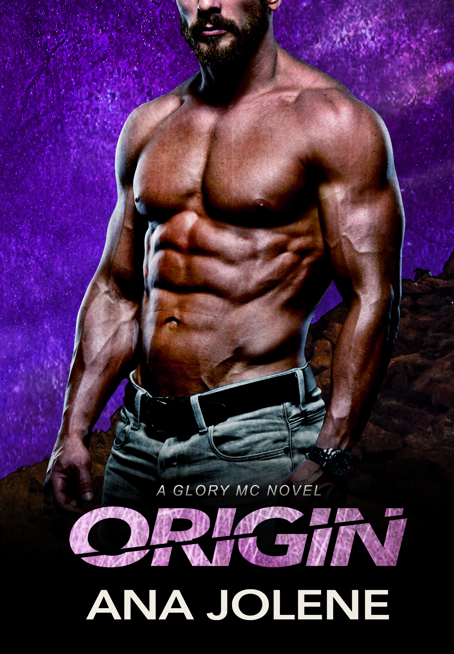 Book Release: Origin by Ana Jolene