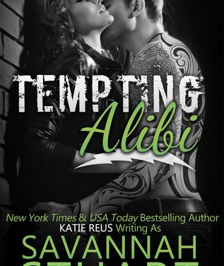 Tempting Alibi by Katie Reus