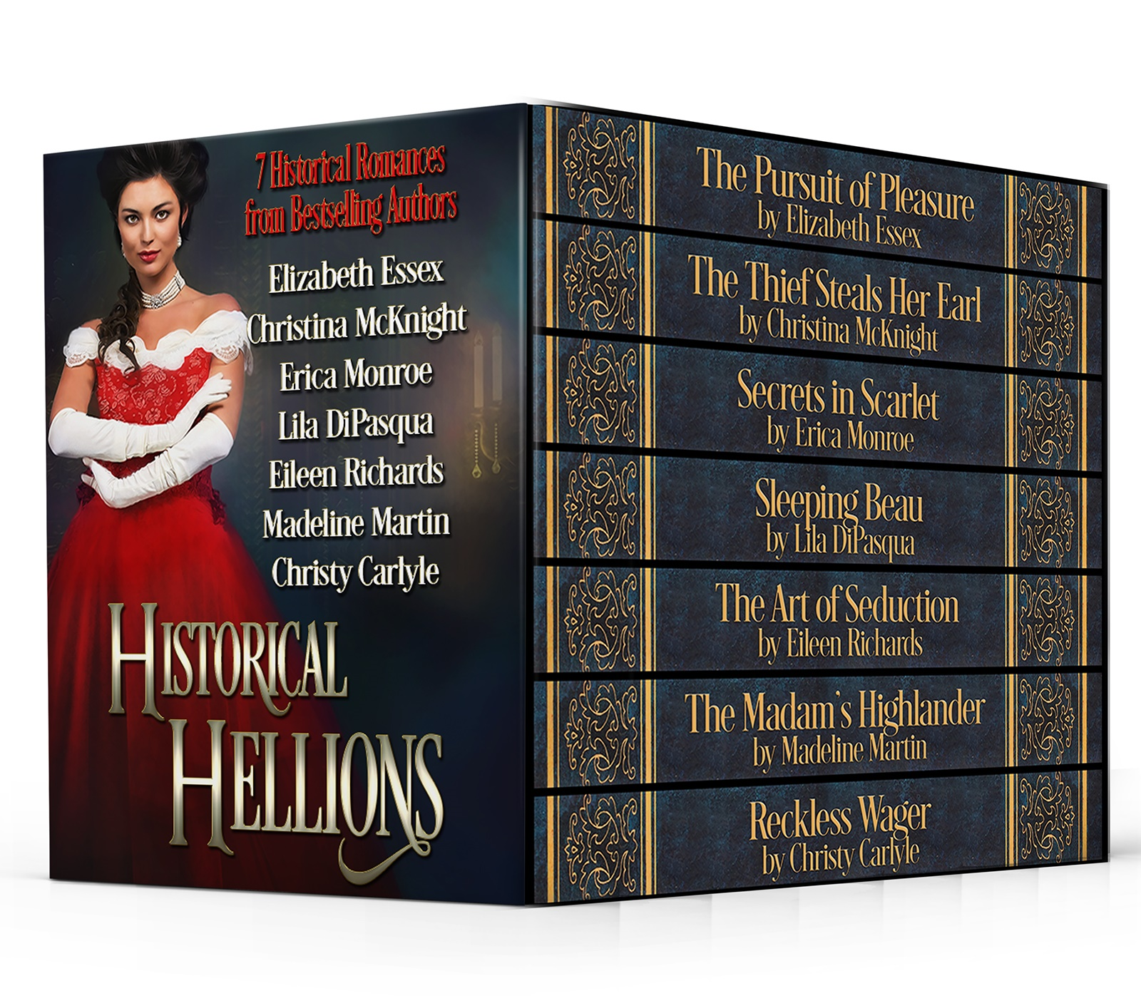 Historic Hellions Box Set Celebration