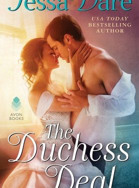 The Duchess Deal by Tessa Dare