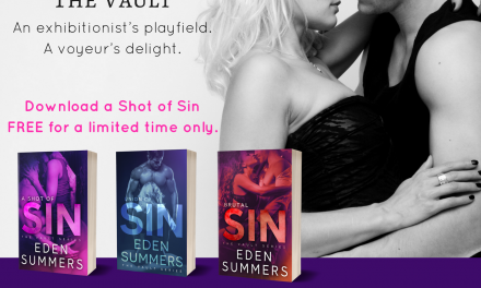 #Free A Shot of Sin by Eden Summers