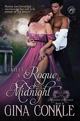 Meet A Rogue At Midnight by Gina Conkle