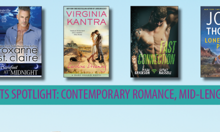 2017 RITA finalists spotlight: Contemp Romance-Mid