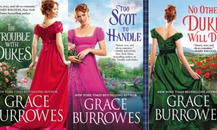 Giveaway: No Other Duke Will Do by Grace Burrowes