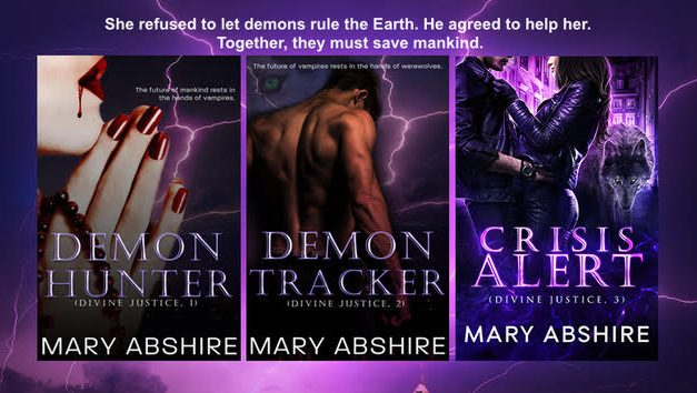 Promo: Divine Justice series on sale